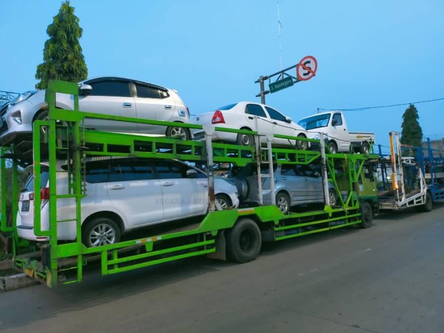 Kirim Mobil Bali